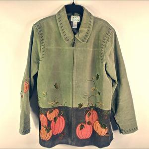 Quacker Factory Fall Jacket 1X